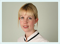 Laura McGregor In Dental Uniform