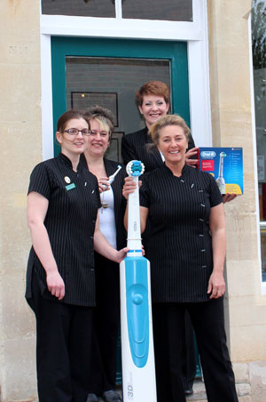 Romsey Dental Care Supporting National Smile Month
