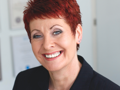 Helen Johnson - Reception Manager