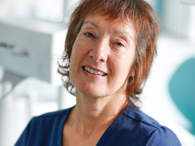 Jane Jackson - Qualified Dental Nurse