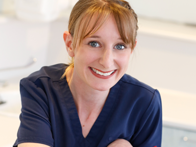 Stef Stephens - Dental Therapy & Hygiene