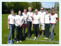 Romsey Dental Care Big Tidy Up Group Photo