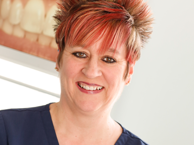 Donna Whettingsteel - Clinical Manager & Oral Health Educator